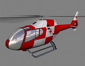 3D model Colibri V6 Helicopter