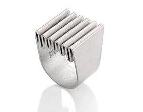 Minimal Ring 04 3D print model