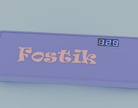 3D printable model BoxFOR18650
