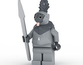 3D model LEGO Minfigure Thi Sen