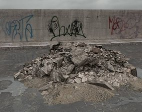 rubble 043 am165 3D model