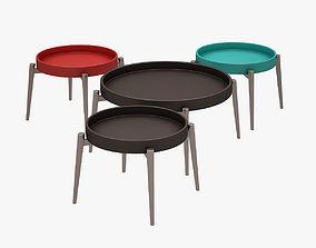 3D asset Vera Coffee Table BOCONCEPT