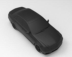 Mercedes-Benz E 63 AMG 3D printable model