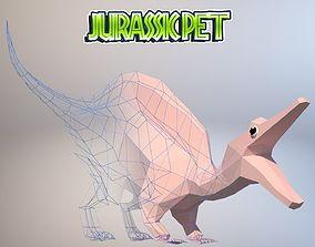 3D model Spinosaurus Aegyptiacus