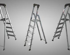 Ladder 3D model household