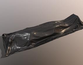 Body Bag 3D asset low-poly