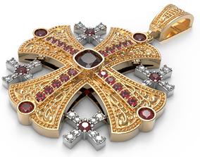 3D print model gem Jewelry