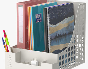 3D model Document Organizer