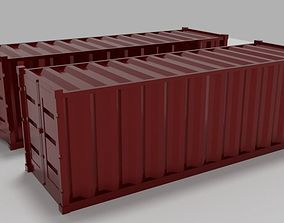 Shipping Container model