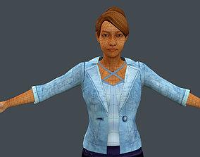 Master Ching Hai 3D asset