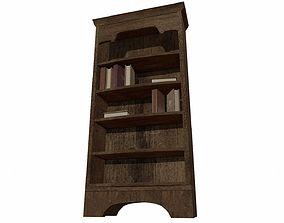 3D model Bookcase Pack