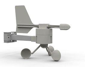Wind Sensor 3D model