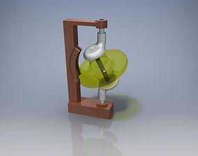 3D model Arandela Mechanism