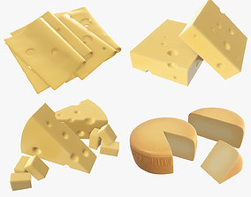 Cheese 3D PBR