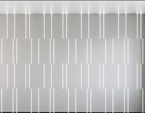 3D Wall Panel Set 132