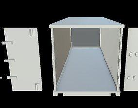 3D model HIE Clean Cargo