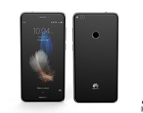 Huawei P8 Lite 2017 - Element 3D