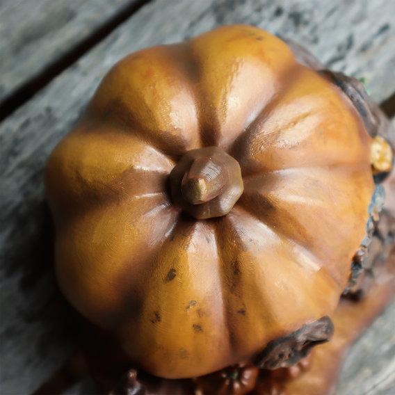 Pumpkin Cottage 3D print model