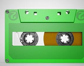 Cassette 3D speakers