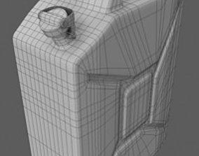 3D model German Jerrycan