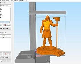 3D print model Ronan The Accuser