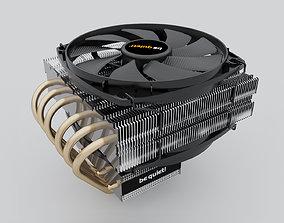 3D CPU cooling system DARK ROCK TF