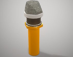 Microphone Clockaudio C 004EW-RF 3D asset