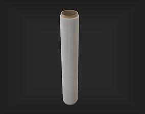 Plastic Wrap 3D model
