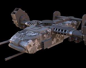 Battle transport 3D