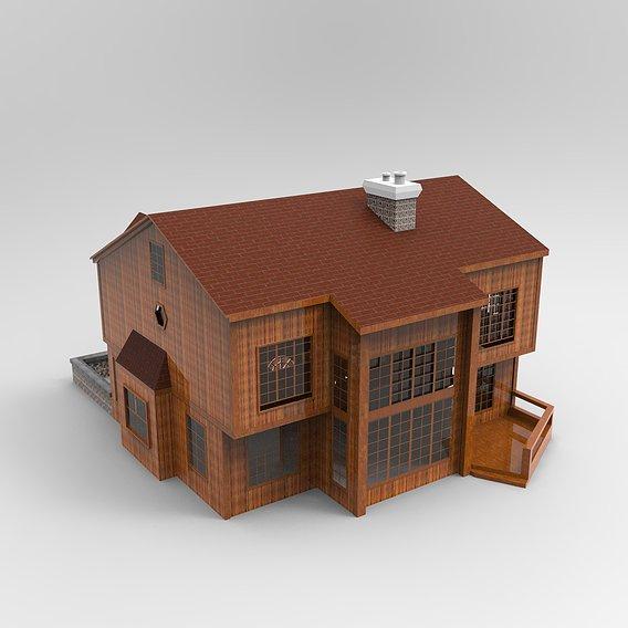 Elegant Cozy House