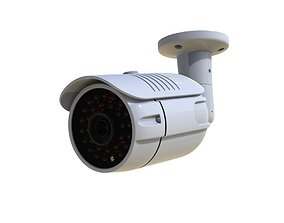 CCTV NOVA - Security Camera 3D