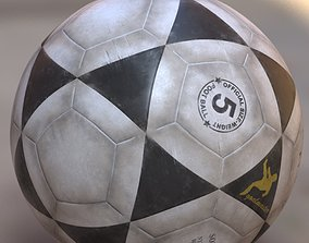 3D model Mikasa FT5 Goal Master Soccer Ball