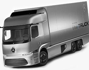 3D model Mercedes Urban eTruck