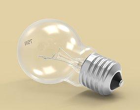 lighting 3D model Lightbulb