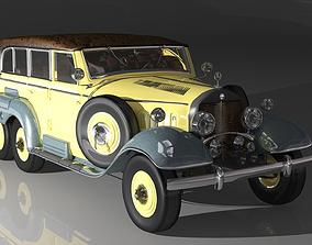 mercedes 1938 3D print model