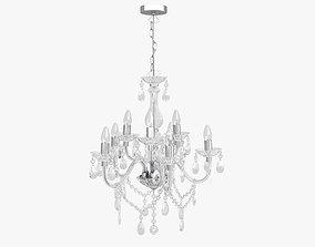 3D model Chandelier candelabra