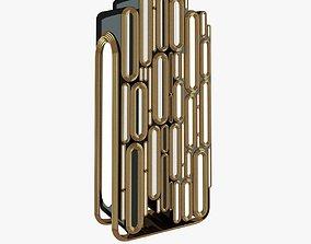 3D model Oblong Bar Cabinet By Boco Da Lobo