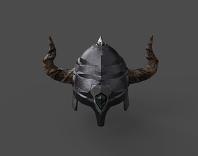 Helm Viking 3D asset