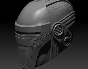 Darth Revan Full Helmet SWTOR 3D printable
