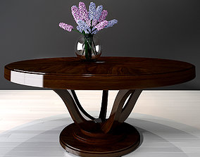 Selva Dining table Victoria Art 3031 3D