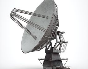 3D Rusty Radio Telescope