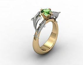 3D print model silver jewellery ring
