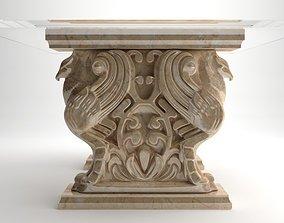 3D Gryphon Table