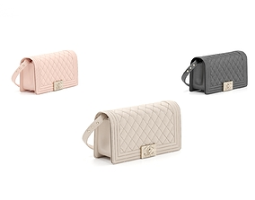 3D model Chanel Handbag