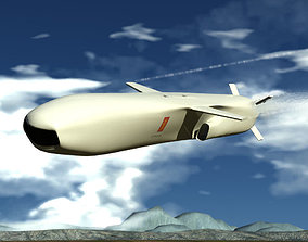 3D Joint Strike Missile