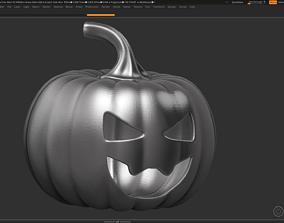3D print model halloween pumpkin 09