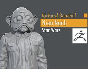 Richard Bonehill - Nien Nunb - Star 3D printable model