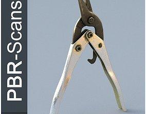 Cutters Low SM 3D asset