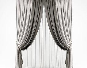 Curtains532 3D model