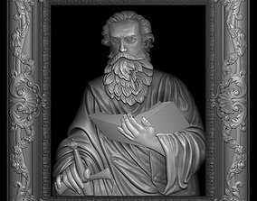 mathematical Saint paul 3d model